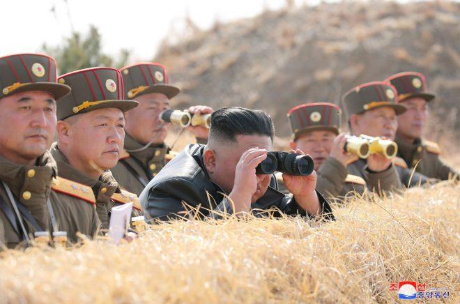 كوريا الشمالية تجدد إطلاق صواريخ بالستية في بحر اليابان
