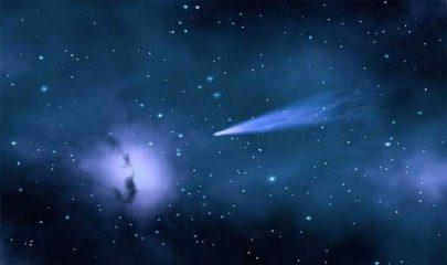 """مذنب """" أطلس"""" يضيء السماء نهاية الجاري"""
