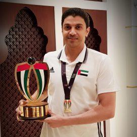 محمد شهاب بطل الإمارات وآسيا للسنوكر: مونديال أبوظبي أهم تحدياتي المقبلة