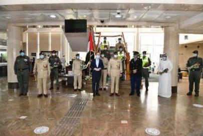 القنصلية الهولندية تكرم ضباط وأفراد شرطة دبي