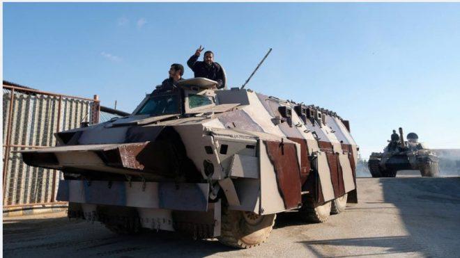 الجيش الليبي يتأهب لعملية عسكرية جديدة ضد مليشيات مصراتة
