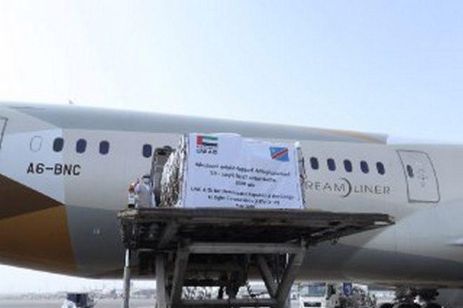 الإمارات تدعم الكونغو الديمقراطية في مكافحة