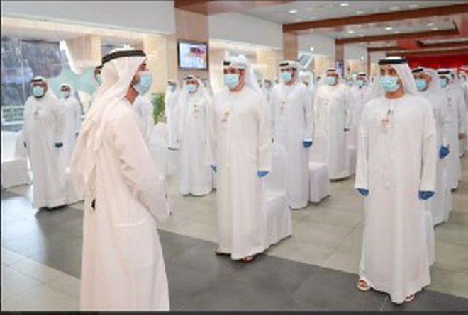 حمدان بن محمد: مكانة دبي ثمرة جهود مخلصة تقدم أسمى صور الانتماء للوطن