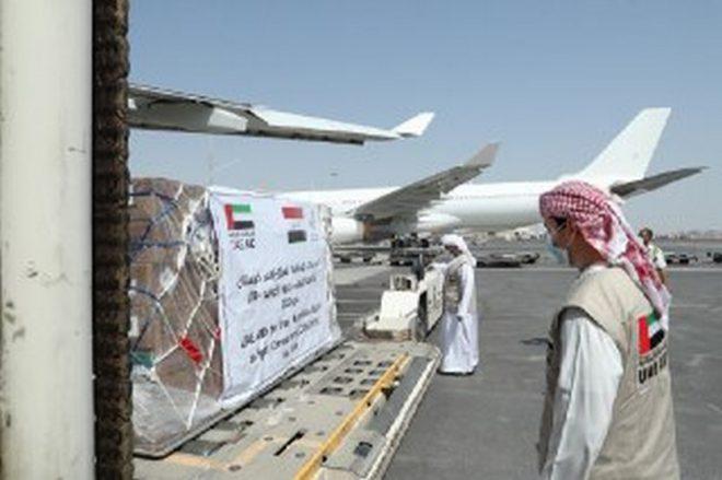الإمارات تدعم إقليم كردستان العراق بالمساعدات للتصدي لـ