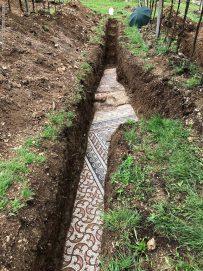 اكتشاف أرضية فسيفساء رومانية بحالة مثالية شمالي إيطاليا