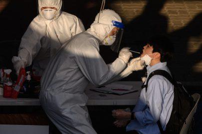 100 ألف وفاة بأمريكا ومخاوف من موجة ثانية للوباء بكوريا الجنوبية