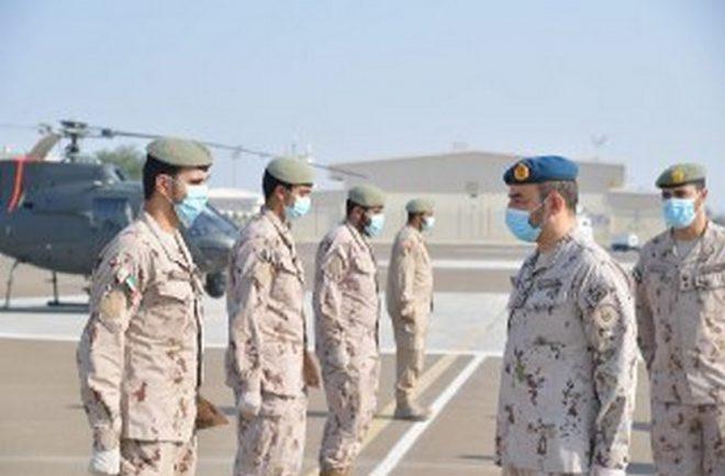قادة القوات المسلحة يتبادلون التهاني مع الوحدات بمناسبة عيد الفطر السعيد