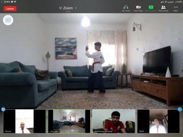 تايكواندو الشارقة يتوج ببطولة الإمارات الرمضانية عن بُعد