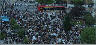 الاحتجاجات الأمريكية ضد العنصرية تتواصل