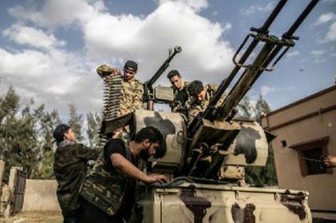 الجيش الليبي يستعيد