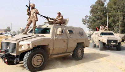 الجيش الوطني الليبي يعيد انتشاره حول طرابلس