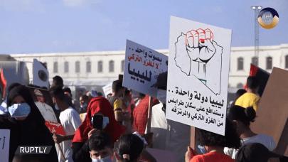 الجيش الليبي يحدد شروط فتح حقول وموانئ النفط