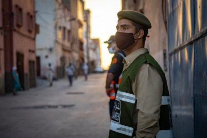 المغرب تفتح الحدود الأسبوع المقبل