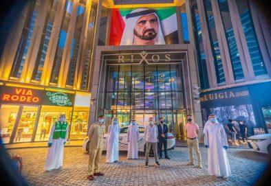 شرطة دبي السياحيةتتواصل مع 586 فندقاً  ضمن مبادرة