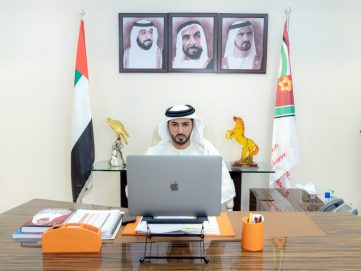 راشد بن حميد : العمل بروح الفريق الواحد يقودنا إلى تحقيق الأهداف المنشودة
