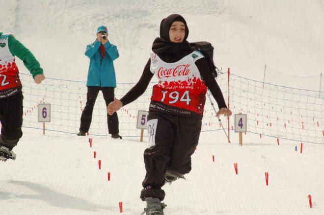 شما المزروعي تشيد باختيار مدينة كازان الروسية لإقامة دورة الألعاب الشتوية للأولمبياد الخاص 2022