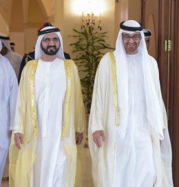 محمد بن راشد يعلن عن الهيكل الجديد لحكومة الإمارات