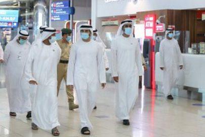 حمدان بن محمد: جاهزون لاستقبال العالم