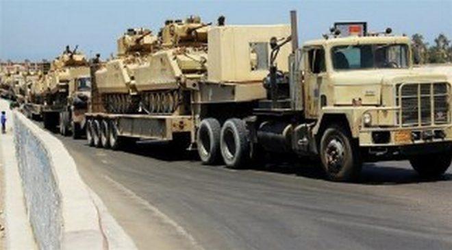 الجيش الليبي يدمر منظومة دفاع تركية في الوطية