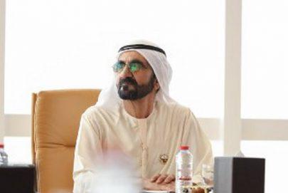 محمد بن راشد يُصدر قانون تنظيم الطائرات بدون طيّار في دبي