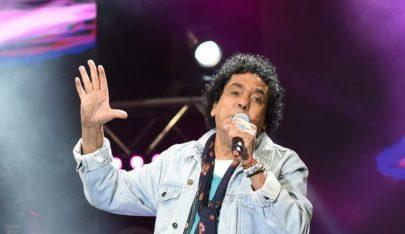 محمد منير في دار الأوبرا.. بحضور الجمهور