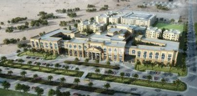 إنجاز 90 %من الحرم الجديد لجامعة أبوظبي في العين