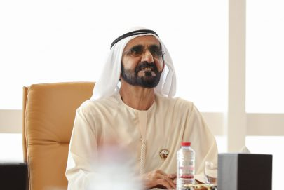 محمد بن راشد يُصدر قانون تنظيم الطائرات بدون طيّار في إمارة دبي