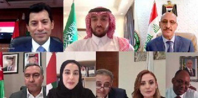 مجلس وزراء الشباب و الرياضة العرب يشكر الإمارات لاستضافتها أعمال دورته المقبلة