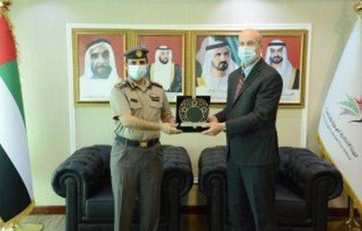 الإمارات و الولايات المتحدة تبحثان التعاون الأمني