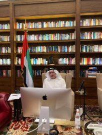 الإمارات تؤكد أمام مجلس الأمن الالتزام بعملية السلام الليبية