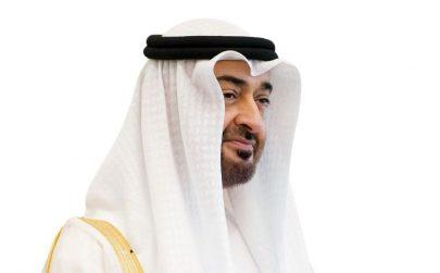 محمد بن زايد: لا ضم من