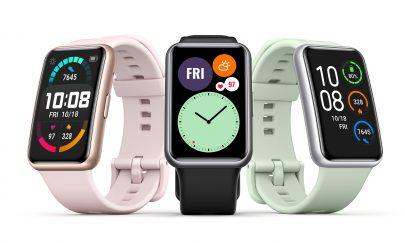 هواوي تستعد لتغيير سوق الأجهزة القابلة للارتداء بشكل كبير من خلال طرح ساعة HUAWEI WATCH FIT الجديدة في الإمارات