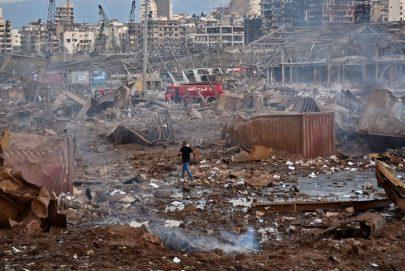 لبنان المنكوب على وقع الصدمة في مواجهة مأساة غير مسبوقة