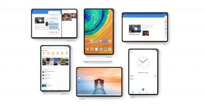 معنى جديد للإبداع مع الجهاز اللوحي الجديد5G HUAWEI MatePad Pro سيغير أسلوب العمل