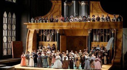انطلاق مهرجان سالزبورغ الموسيقي وسط إجراءات مشددة