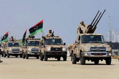 حفتر: الليبيون لم يروا من الأتراك إلا القتل والشر