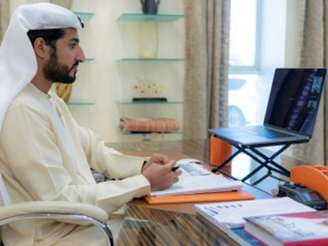 راشد النعيمي: التزام دولة الإمارات بالاستثمار في طاقات الشباب العربي التزام متواصل ورهان دائم الفوز