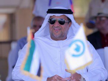 اليبهوني: فخورون بالإنجاز التاريخي لفريق الإمارات للدراجات فوزه بلقب طواف فرنسا