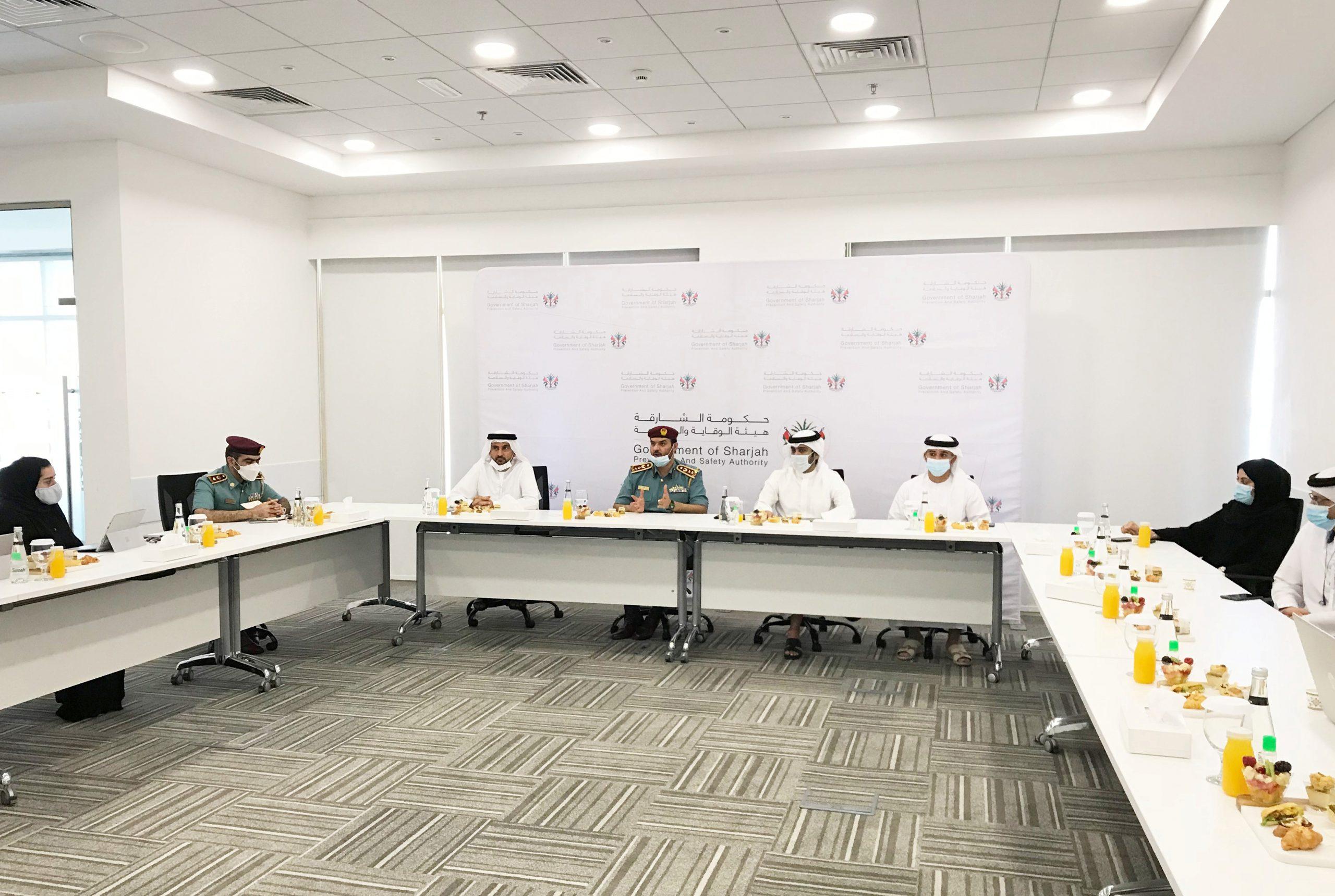خالد القاسمي يؤكد أهمية تركيب نظام