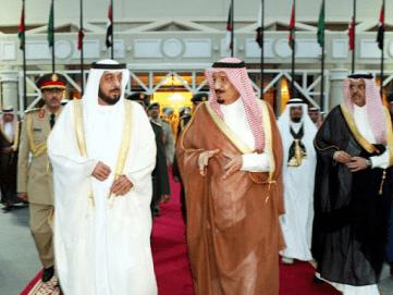 محمد بن راشد ومحمد بن زايد للمملكة: نشارككم الاحتفال.. شعب واحد ومصير مشترك