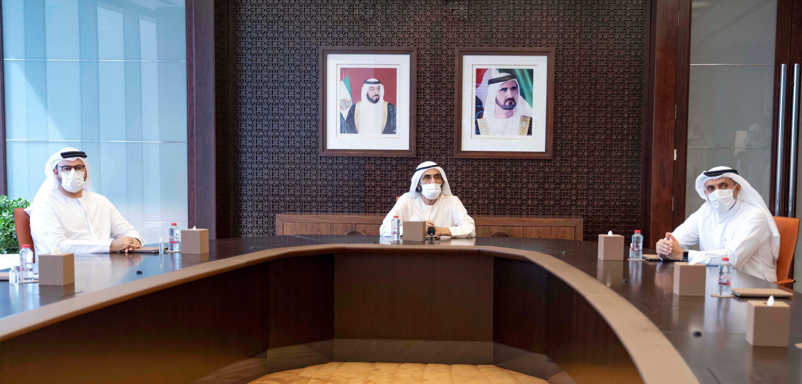 نائب رئيس الدولة: طموح الإمارات في الفضاء يستشرف المستقبل ويخططه ويصنعه