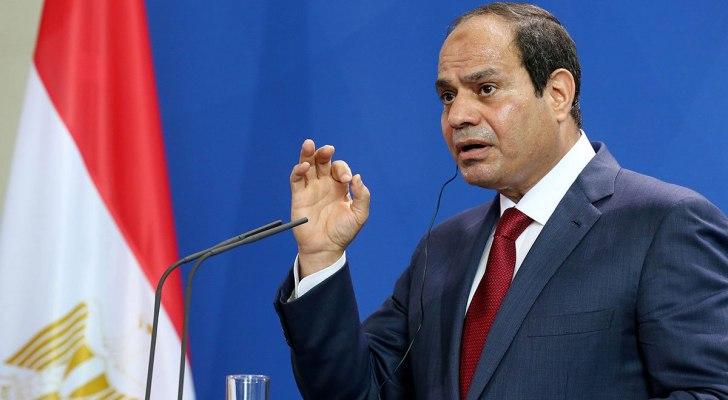 السيسي يحذر مجدداُ من العبث بأمن مصر