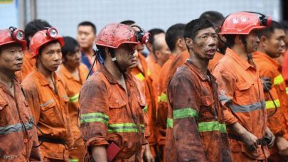 أول أكسيد الكربون يقتل 16 عاملاً في منجم فحم بالصين