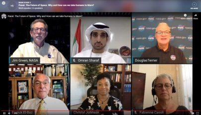 """""""قمة الشرق الأوسط للابتكار"""" تناقش مستقبل الحياة على المريخ"""
