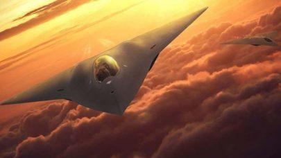 مقاتلة أميركية جديدة غامضة تثير فضول الخبراء العسكريين