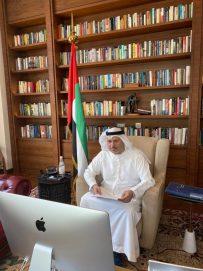 أنور قرقاش: نهج الإمارات الإنساني ركيزة أساسية في سياسة الدولة