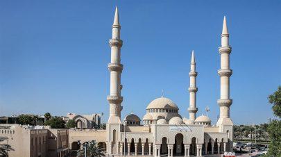 مسجد مريم أم عيسى في أبوظبي