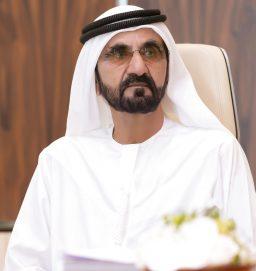 محمد بن راشد: الإمارات حريصة على تعزيز الشراكات الدولية لترسيخ التعاون والحوار للنهوض بالإنسان