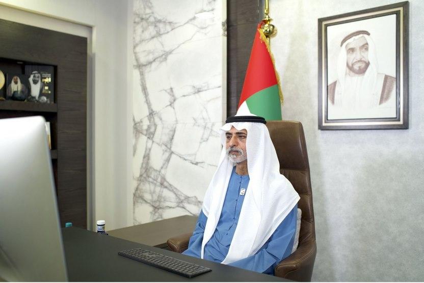 نهيان بن مبارك: الإمارات تحمل رسالة سلام إلى العالم وتدعو للعمل المشترك من أجل عالم أفضل