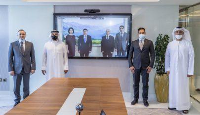 الإمارات وأوزبكستان تعززان فرص ائتمان الصادرات المشتركة